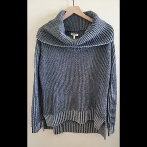 Joie Oversized Cowl Neck Sweater Size Small